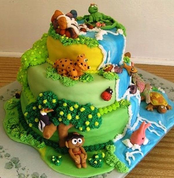 hình ảnh bánh sinh nhật đẹp và ý nghĩa