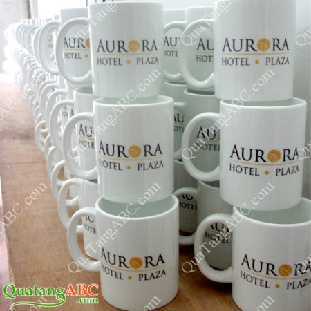 In Ly sứ CAO CẤP cho AURORA Hotel Plaza